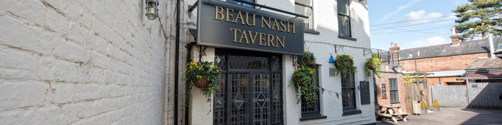Beau Nash, Tunbridge Wells